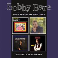 BOBBY BARE - DETROIT CITY & OTHER / 500 MILES AWAY / TALK ME CD