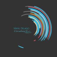 MANU DELAGO - CIRCADIAN LIVE VINYL