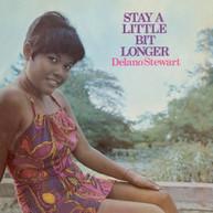 DELAN STEWART - STAY A LITTLE BIT LONGER CD