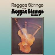 REGGAE STRINGS - REGGAE STRINGS / REGGAE STRINGS VOLUME 2 CD