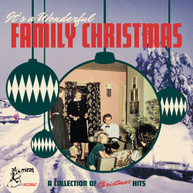 IT'S A WONDERFUL FAMILY CHRISTMAS / VARIOUS CD