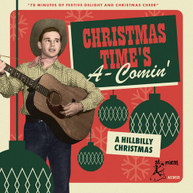 CHRISTMAS TIME'S A -COMIN': A HILLBILLY / VARIOUS CD