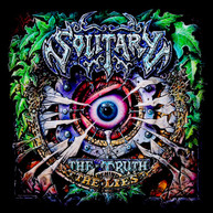 SOLITARY - TRUTH BEHIND THE LIES VINYL