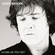 GARY MOORE - CLOSE AS YOU GET VINYL