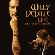 WILLY DEVILLE - LIVE IN THE LOWLANDS VINYL