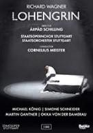 WAGNER /  MEISTER / STAATSORCHESTER STUTTGART - LOHENGRIN DVD