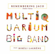 PASTORIUS /  MULTIQUARIUM BIG BAND / LAGRENE - REMEMBERING JACO VINYL