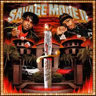 21 SAVAGE /  METRO BOOMIN - SAVAGE MODE II CD