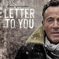 BRUCE SPRINGSTEEN - LETTER TO YOU CD