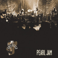 PEARL JAM - MTV UNPLUGGED CD