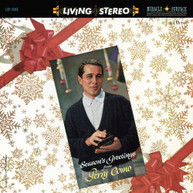 PERRY COMO - SEASONS GREETINGS FROM PERRY COMO VINYL