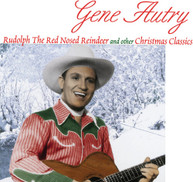 GENE AUTRY - RUDOLOPH THE RED-NOSED REINDEER & OTHER FAVORITES VINYL