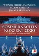 VALERY GERGIEV /  VIENNA PHILHARMONIC - SUMMER NIGHT CONCERT 2020 DVD
