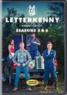 LETTERKENNY: SEASONS 5 & 6 DVD
