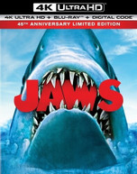 JAWS 4K BLURAY