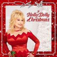 DOLLY PARTON - HOLLY DOLLY CHRISTMAS CD