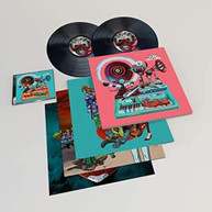 GORILLAZ - SONG MACHINE SEASON ONE (DLX) VINYL