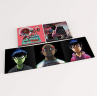 GORILLAZ - SONG MACHINE SEASON ONE (DLX) CD
