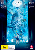CHILDREN OF THE SEA (2019)  [DVD]