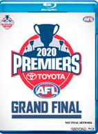 AFL PREMIERS 2020 RICHMOND (2020)  [BLURAY]