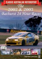 CLASSIC AUSTRALIAN MOTORSPORT: BATHURST 24-HOUR RACE 2002 & 2003 (2018)  [DVD]