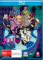 JOJO'S BIZARRE ADVENTURE: GOLDEN WIND (PART 1) (2018)  [BLURAY]