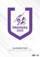 NRL PREMIERS 2020 MELBOURNE STORM (2020)  [DVD]