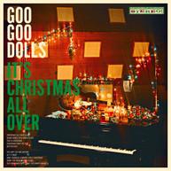 GOO GOO DOLLS - IT'S CHRISTMAS ALL OVER CD
