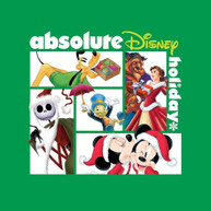 ABSOLUTE DISNEY: HOLIDAY / VARIOUS CD