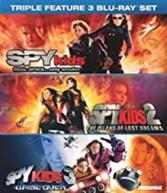 SPY KIDS 3 MOVIE COLLECTION BLURAY