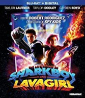 ADVENTURES OF SHARKBOY & LAVAGIRL BLURAY