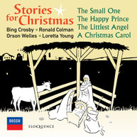 STORIES FOR CHRISTMAS / VARIOUS CD