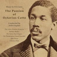 CAINE - PASSION OF OCTAVIUS CATTO VINYL