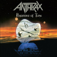 ANTHRAX - PERSISTENCE OF TIME (30TH) (ANNIVERSARY) (EDITION) VINYL