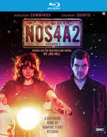 NOS4A2: SERIES 2 BLURAY