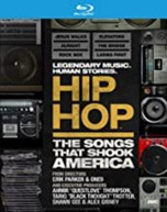 HIP HOP: THE SONGS THAT SHOOK AMERICA BLURAY