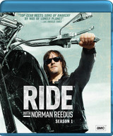 RIDE WITH NORMAN REEDUS: SEASON 1 BLURAY