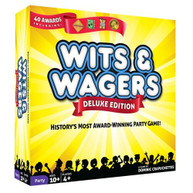 WITS & WAGERS DELUXE EDITION NEW GAME