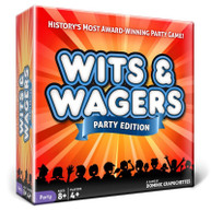 WITS & WAGERS PARTY EDITION NEW GAME