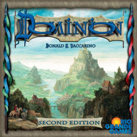 DOMINION 2ND EDITION NEW GAME