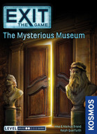 EXIT THE GAME THE MYSTERIOUS MUSEUM NEW GAME