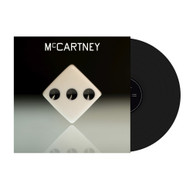 PAUL MCCARTNEY - MCCARTNEY III (2020) (BLACK) * VINYL