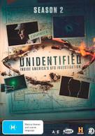 UNIDENTIFIED: INSIDE AMERICA'S UFO INVESTIGATION - SEASON 2 (2020)  [DVD]