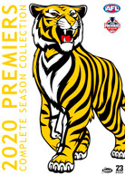 AFL 2020 PREMIERS RICHMOND: COMPLETE SEASON COLLECTION (BLU-RAY / DVD) [BLURAY]
