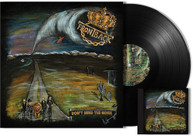 FRONTBACK - DON'T MIND THE NOISE (WITH) (CD) VINYL