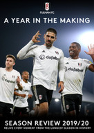 CHELSEA FC SEASON REVIEW 2019 TO 2020 BLU-RAY [UK] BLURAY