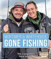 MORTIMER AND WHITEHOUSE GONE FISHING SERIES 3 BLU-RAY [UK] BLURAY