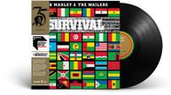BOB MARLEY &  THE WAILERS - SURVIVAL VINYL