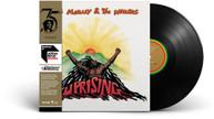 BOB MARLEY &  THE WAILERS - UPRISING VINYL