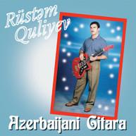RUSTEM QULIYEV - AZERBAIJANI GITARA VINYL